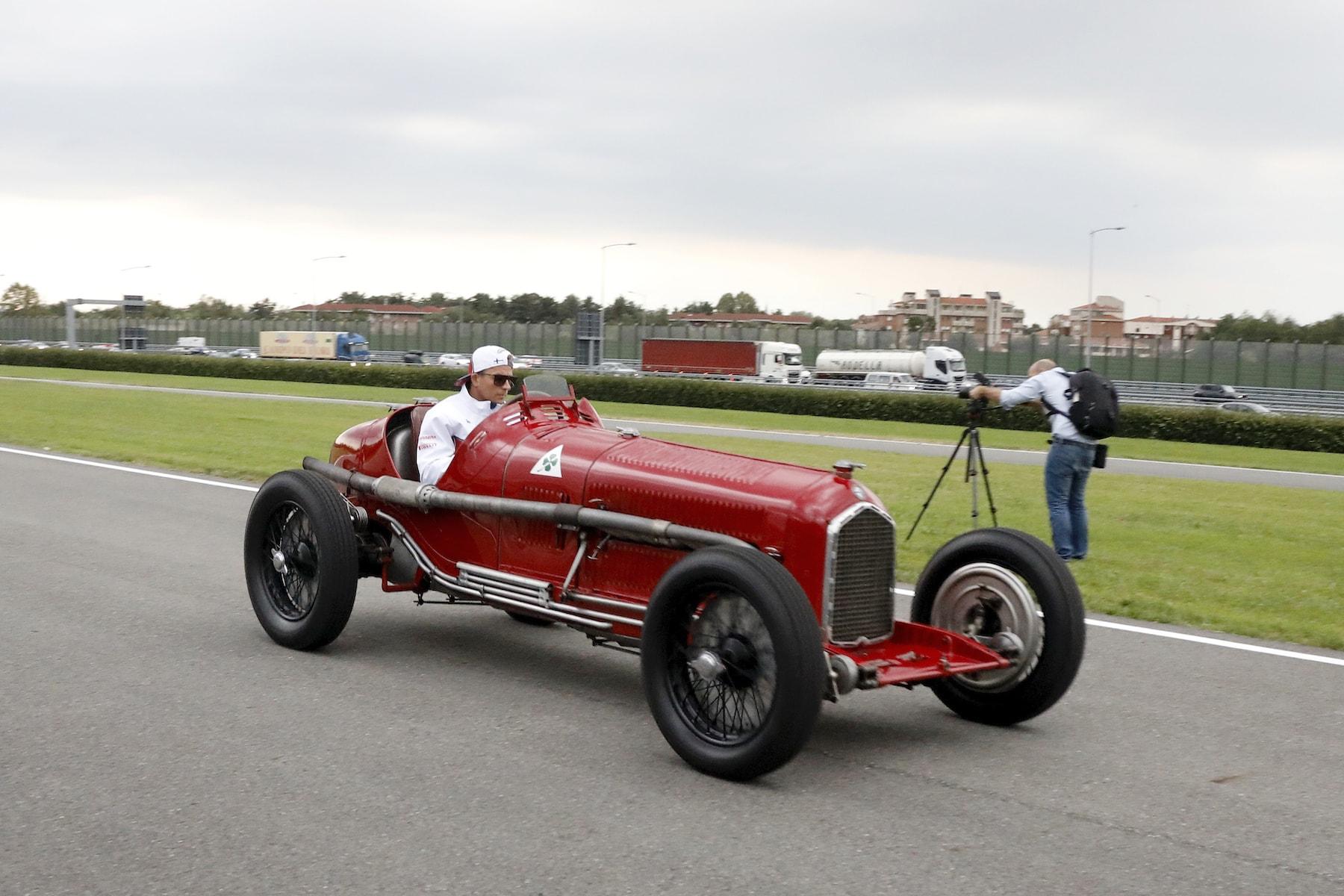 2019 Alfa Romeo at Museo Storico | 2019 Italian GP 17.JPG