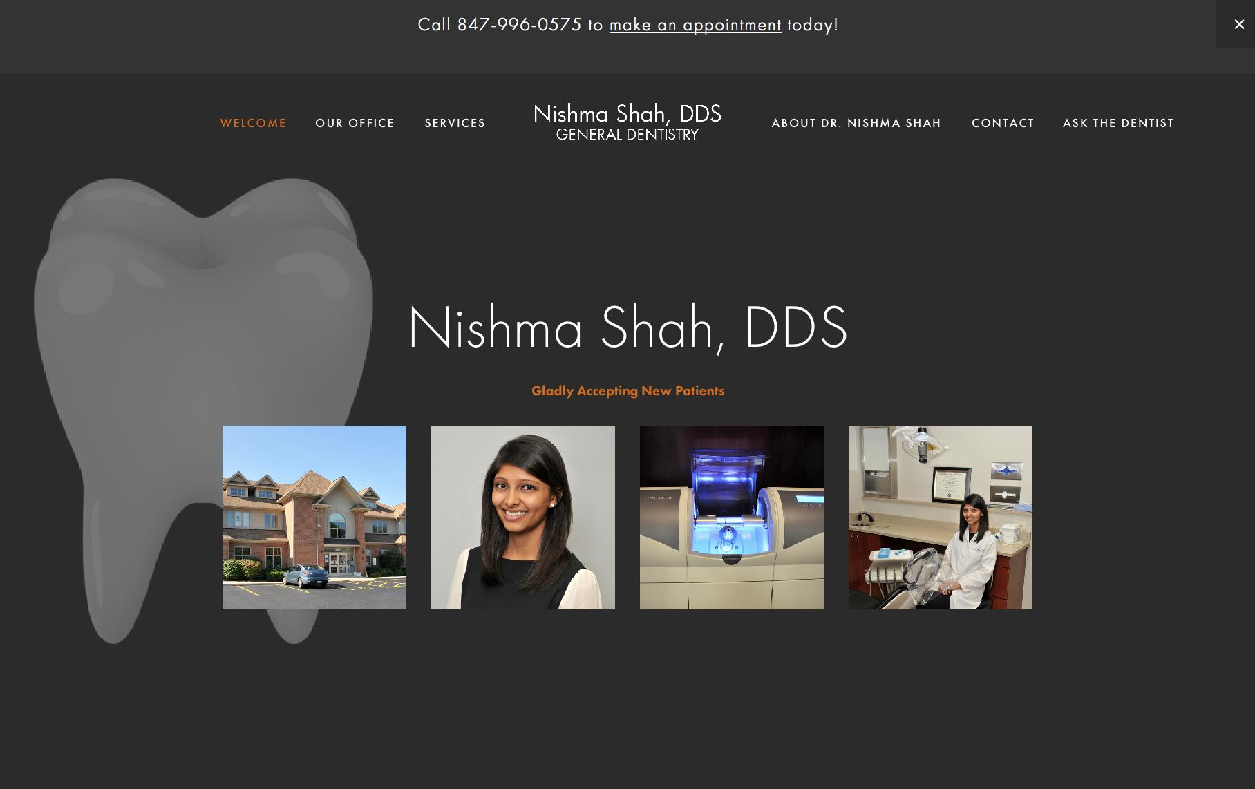 Dr. Nishma Shaw