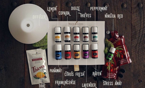Premium Starter Kit - The most popular and easy way to start with Young Living Essential Oils.