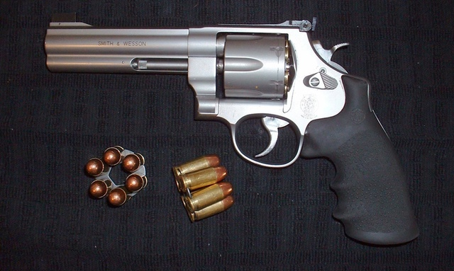 Smith & Wesson Model 625 N-frame (Wikipedia)