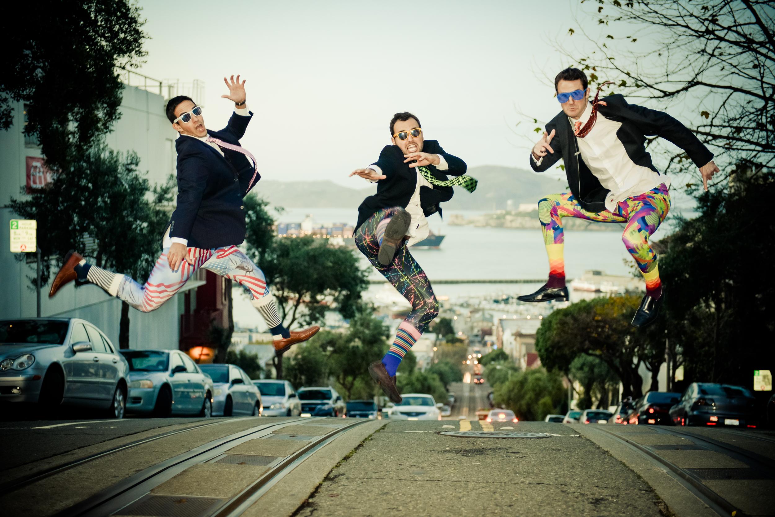 Party Pants 2012
