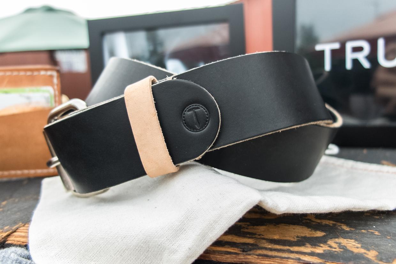 Black Truman belt... When in doubt, always go black.