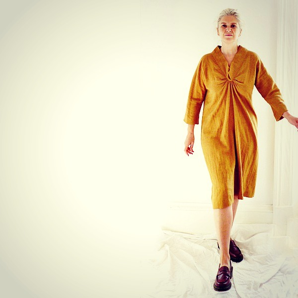 And tunic dresses worn alone