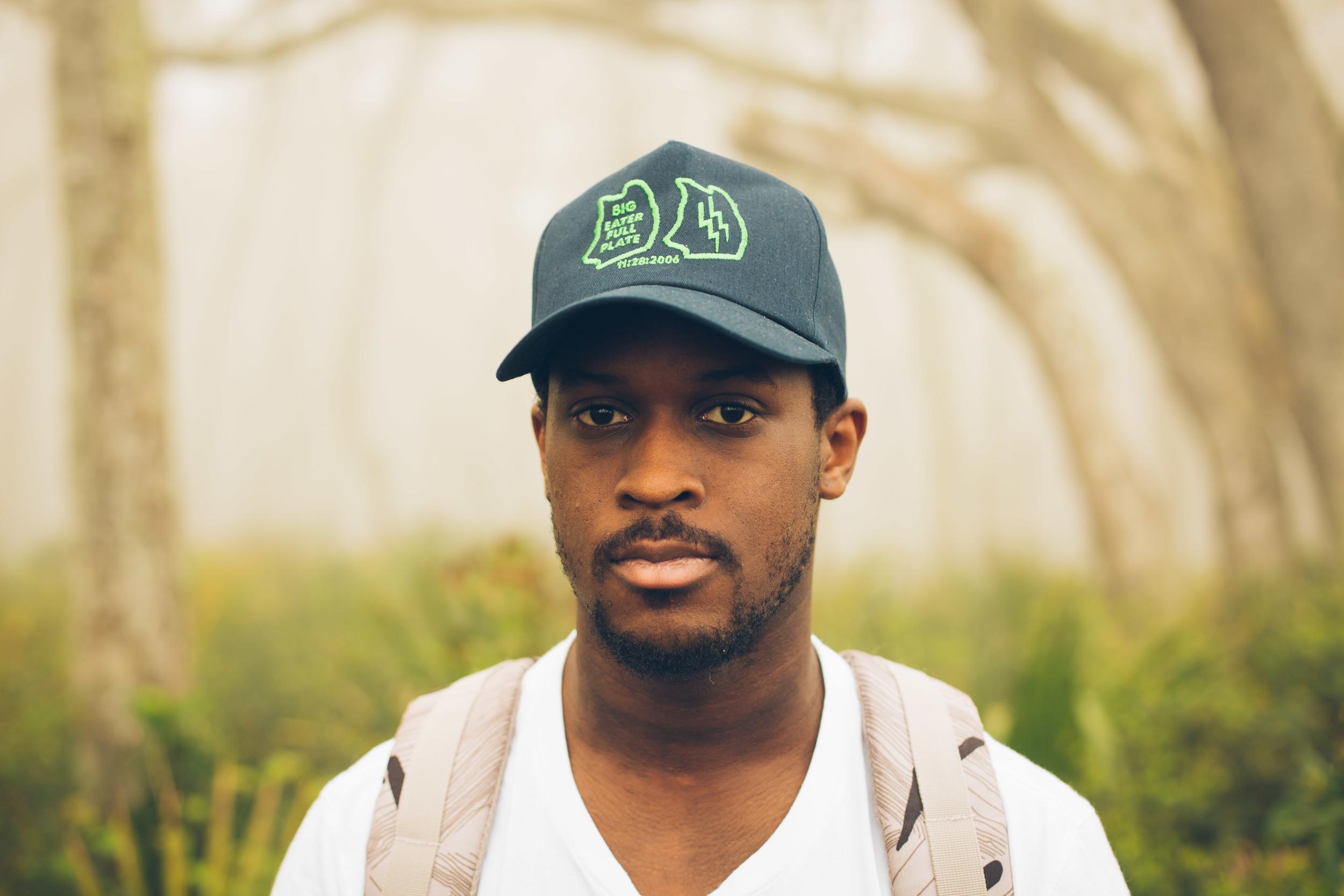 Malcolm - Portrait