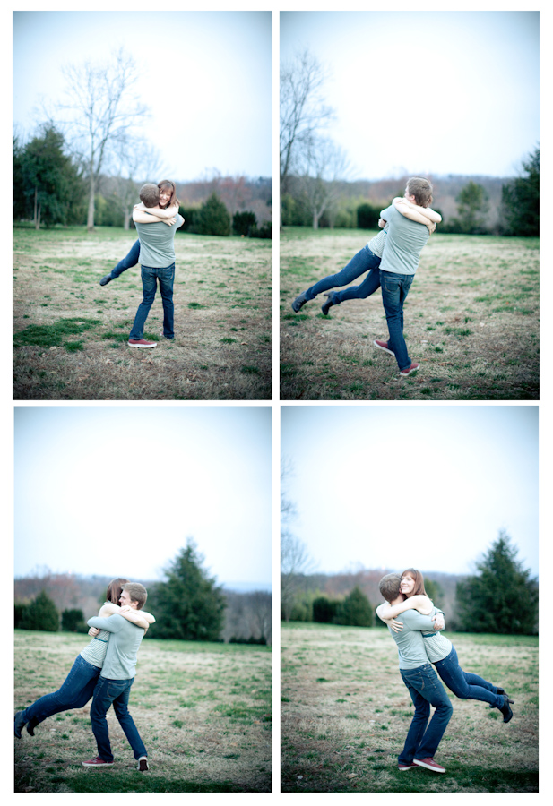 Natalie & Marshall Swing