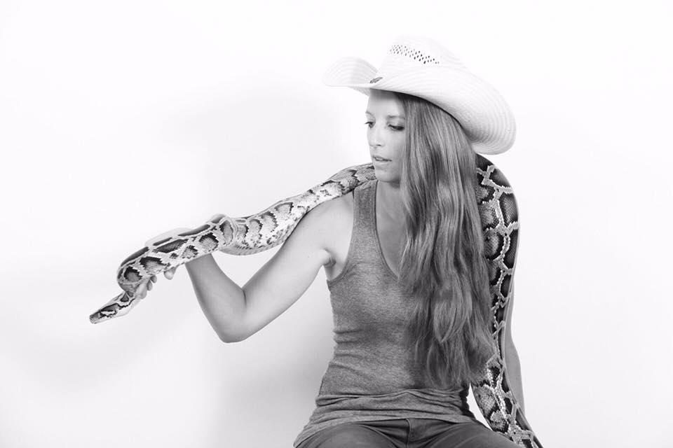 Shooting with a Python