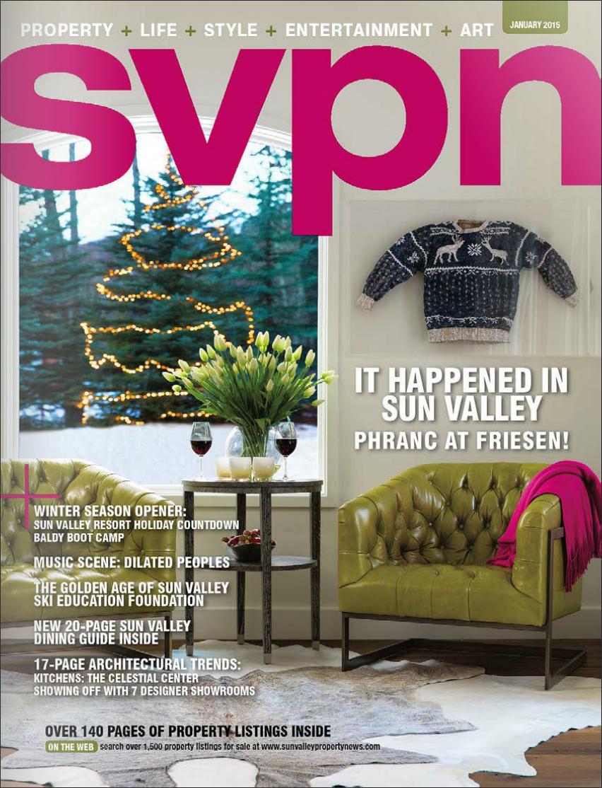 Sun Valley Property News: January 2014