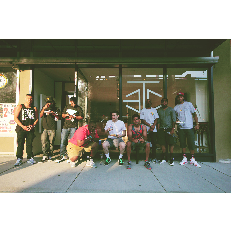 Club907 Crew Photo by Travis Pranger