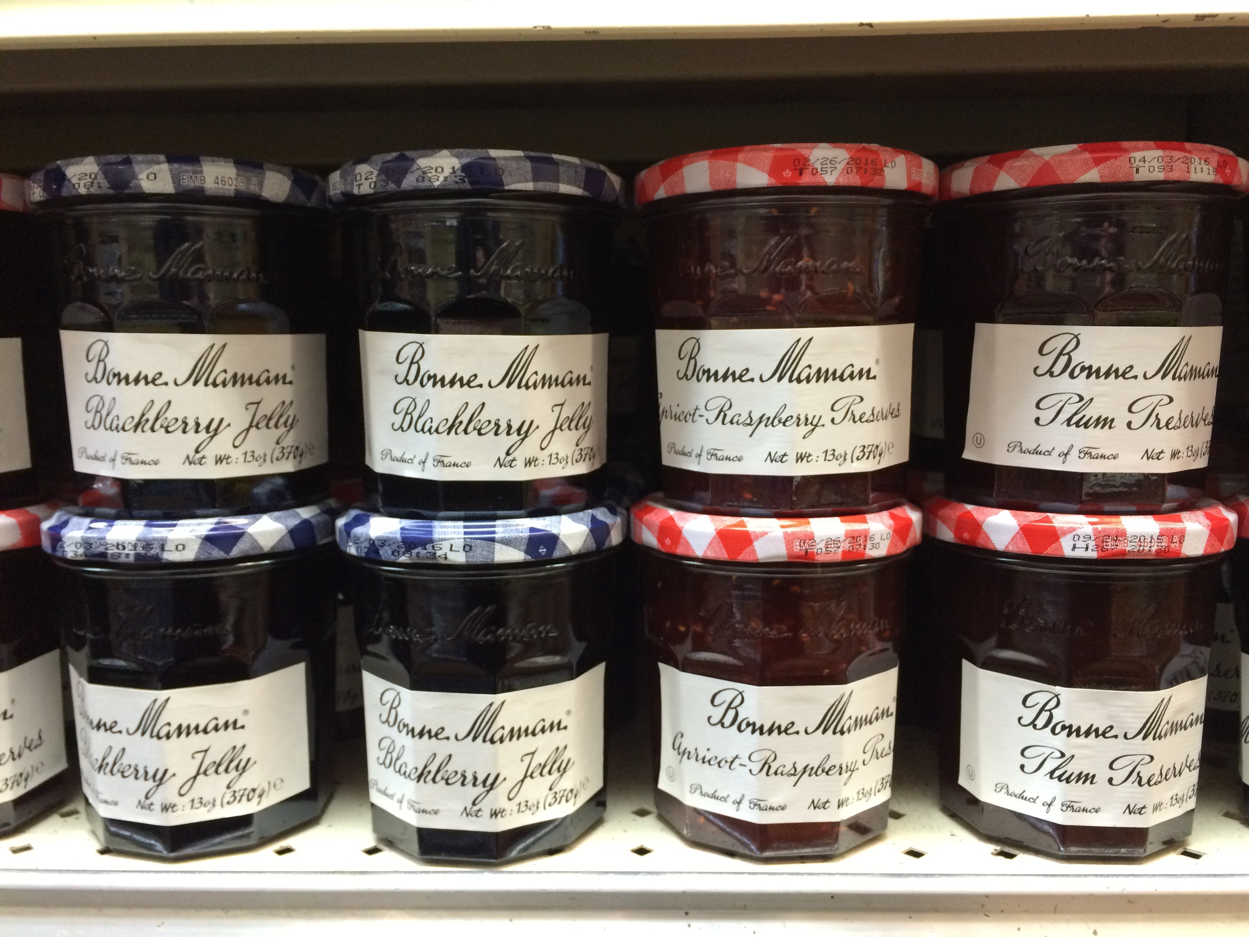 Bonne Maman Fruit Preserves