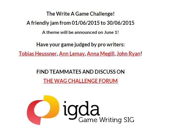 http://itch.io/jam/wag-challenge
