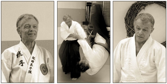 The late Robert Bryner Sensei founded The Dojo over 25 years ago and was our Chief instructor until his passing in October of 2012. We continue training in his honor as he left us with a wealth of knowledge that we continue to discover as we progress in our training.