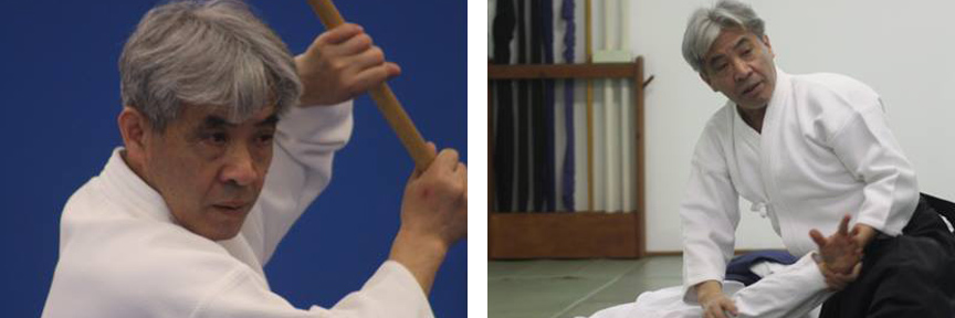 Koji Yoshida was a direct student of Shoji Nishio Sensei for over 34 years and holds the rank of 7th dan in Aikido Aikikai, 6th dan Renshi in Musoshinden-ryu Iaido and 7th dan in Aiki Toho Iaido.  In 2000, on his final visit to the U.S., Shoji Nishio Sensei appointed Yoshida Sensei as his official representative to the U.S.A., France and Ukraine.  Yoshida Sensei is the Founder of Nishikaze Aikido Kai which he established as the official Nishio organization in the United States.  Yoshida Sensei continues to develop the technical repertoire of Nishio's original work in aikido, iaido and jodo.  He travels to teach regularly in the  U.S.A., France and Ukraine as well as in Japan. He is also an accomplished shodo (calligraphy) teacher.   LOCATION  Santa Monica High School - Wrestling Room (2nd Floor of North Gym) 601 Pico Blvd., Santa Monica, CA 90405 USA     REGISTRATION FORM    For information regarding NASA (Nishikaze Aikido Society of America) or to become a member please visit  www.nishikazeaikido.org