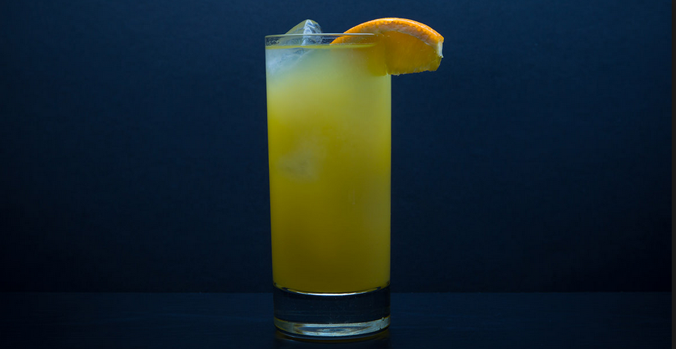 Tito's Screwdriver - $6 every Friday at Bacchus