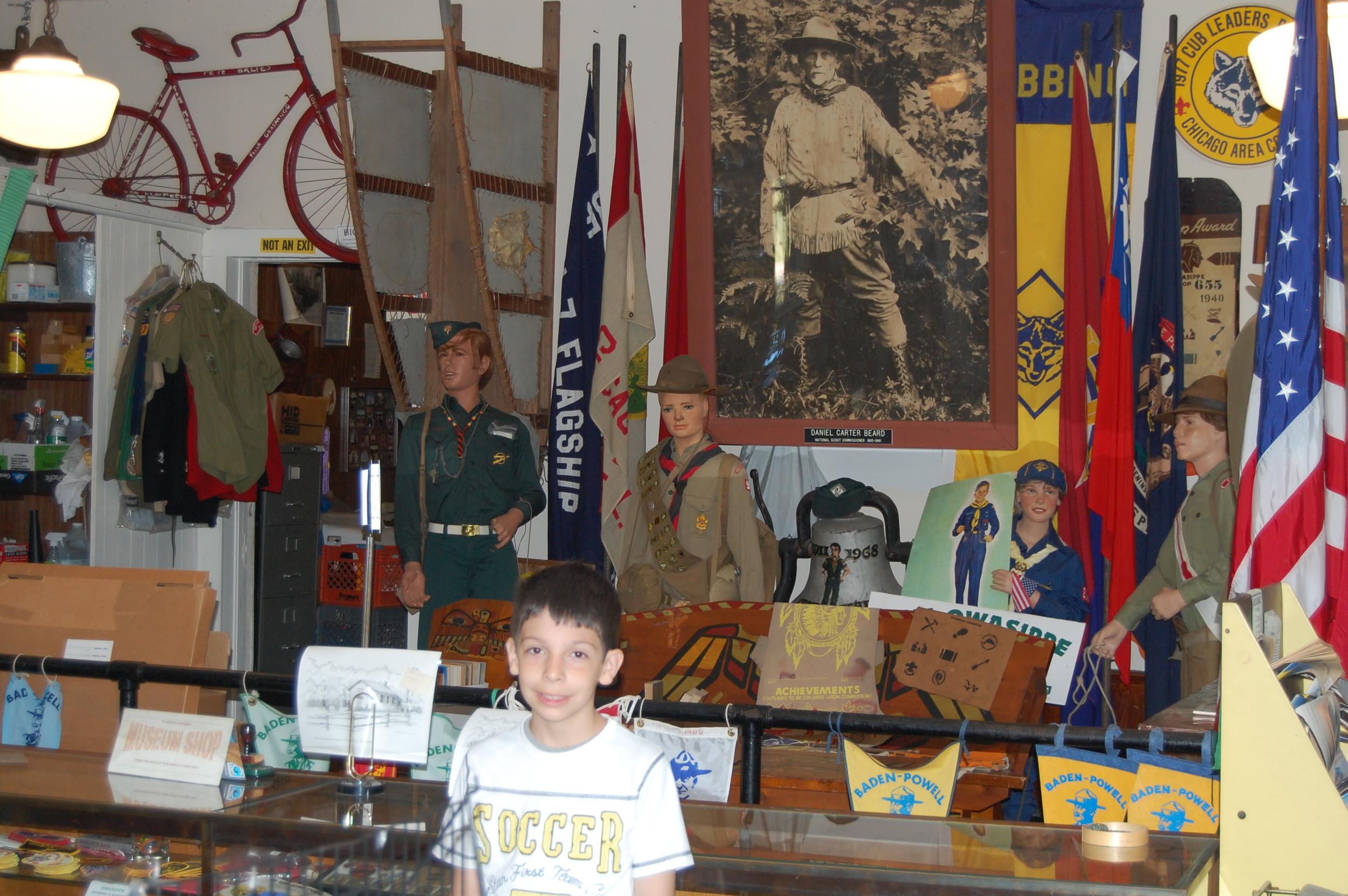 E Urner Goodman Scout Museum