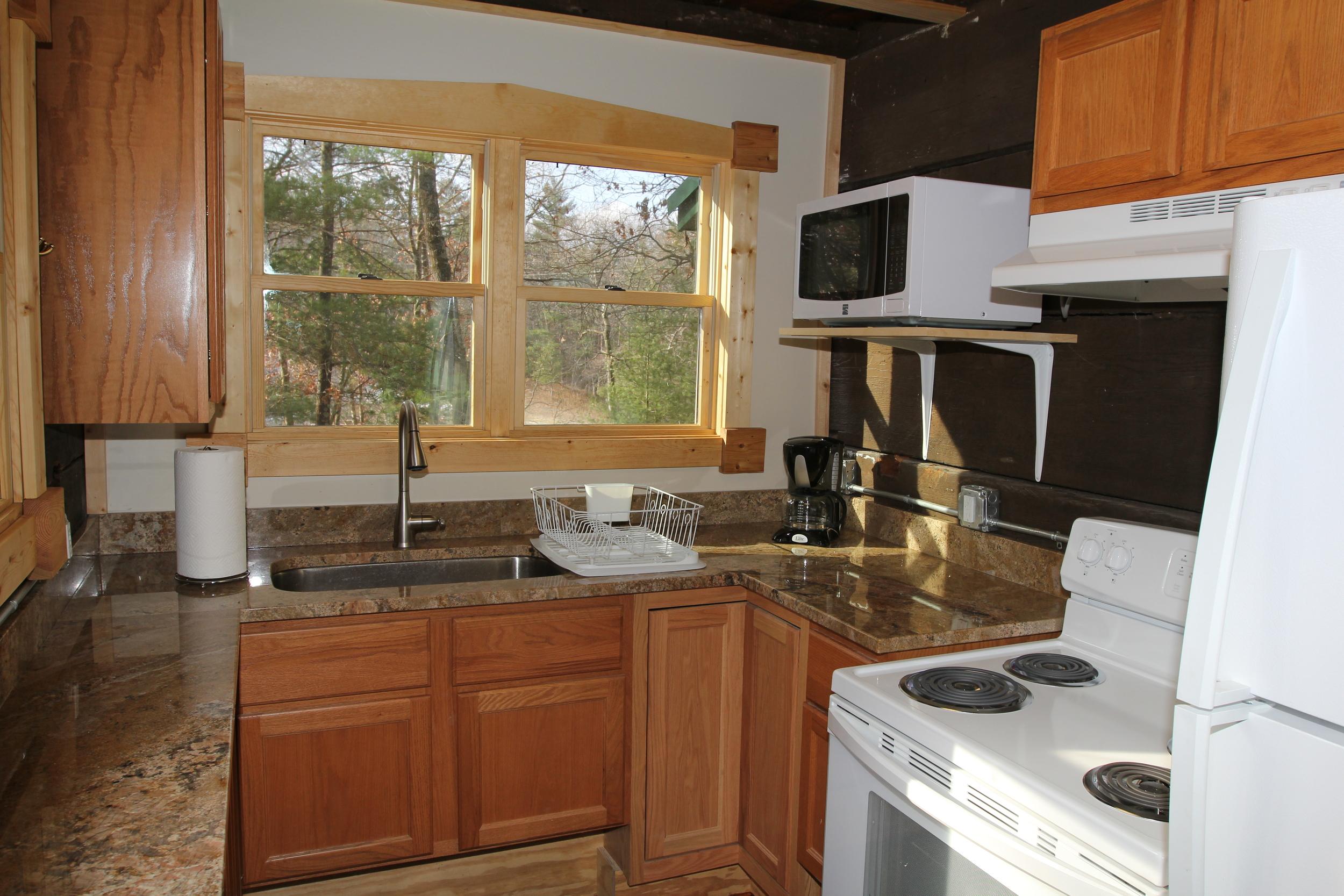 Guest Lodge Kitchen