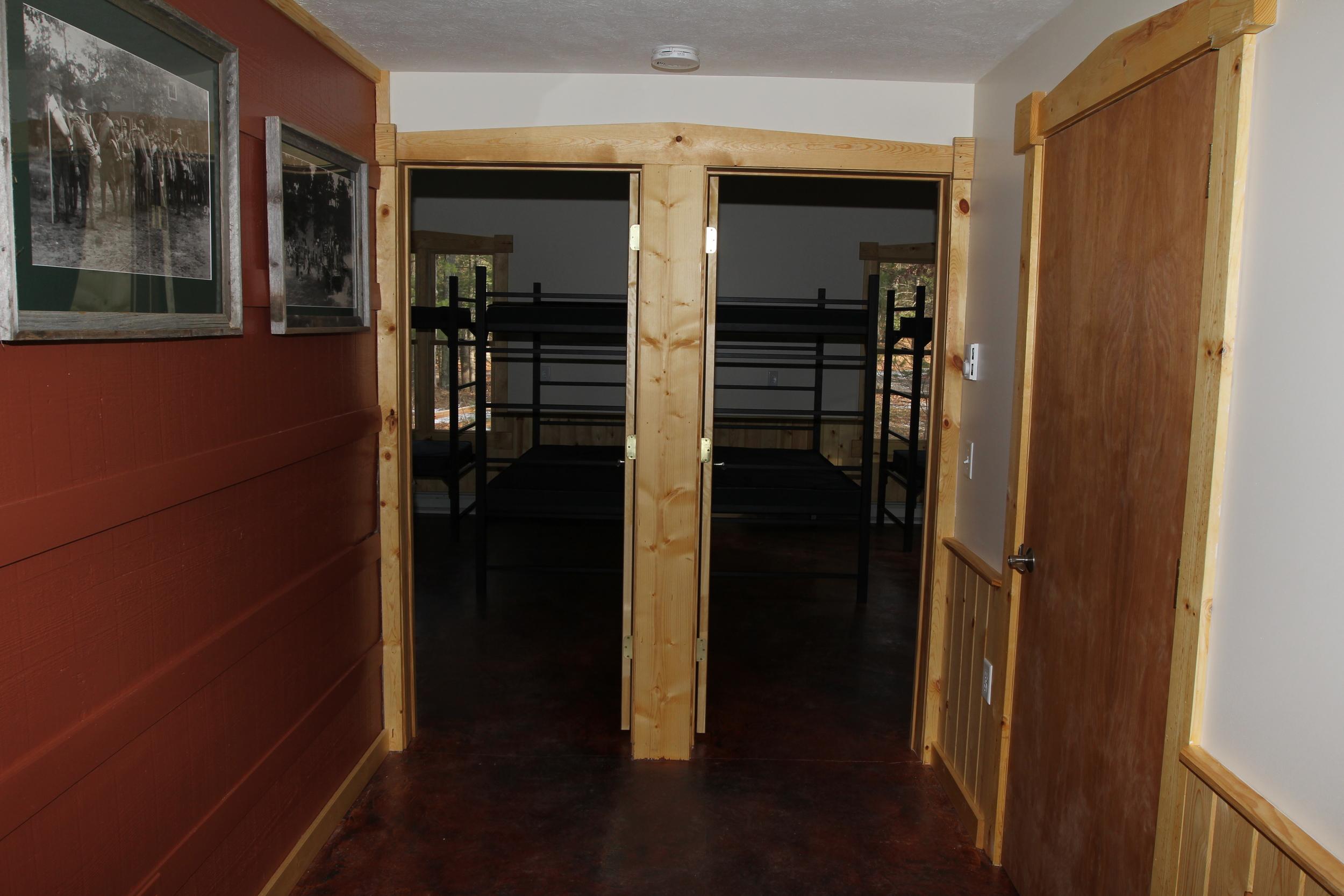 Guest Lodge Bunk Rooms