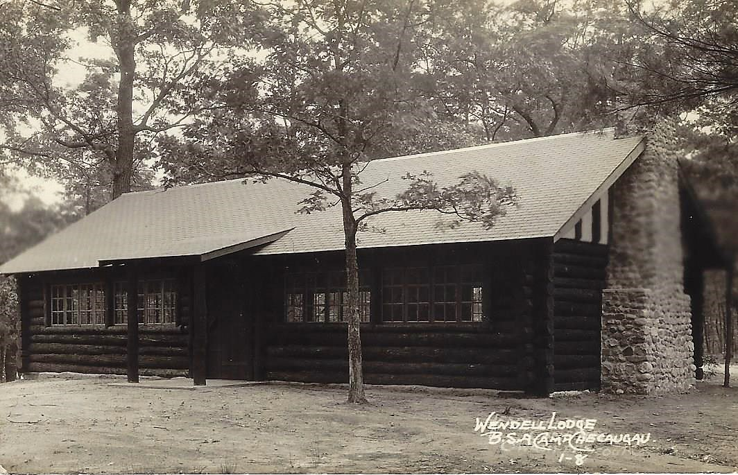Checaugau Wendell Lodge 1926