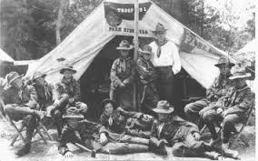 Early Scouts