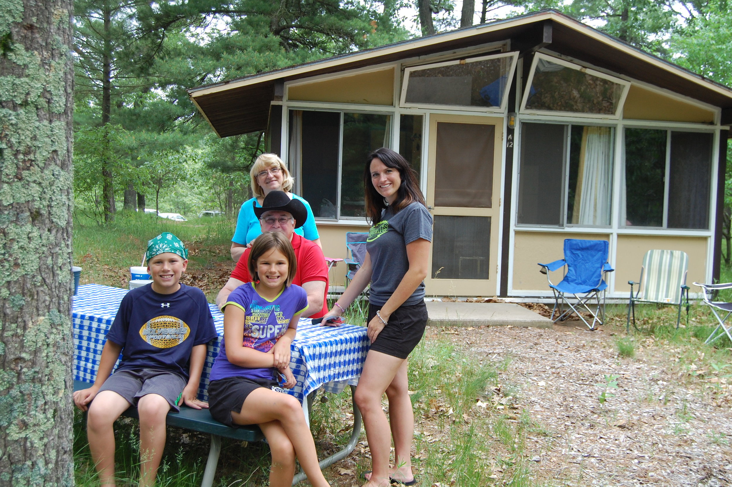 Reneker Family Camp