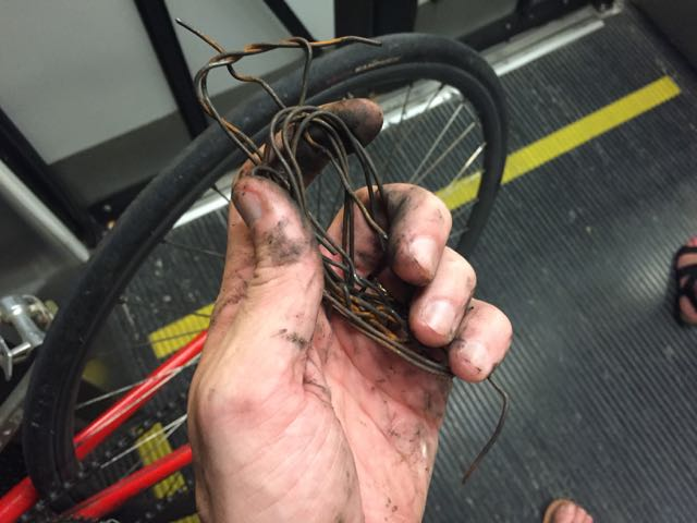 Nobody said design thinking was easy. Getting this wire out of my gears sure wasn't.