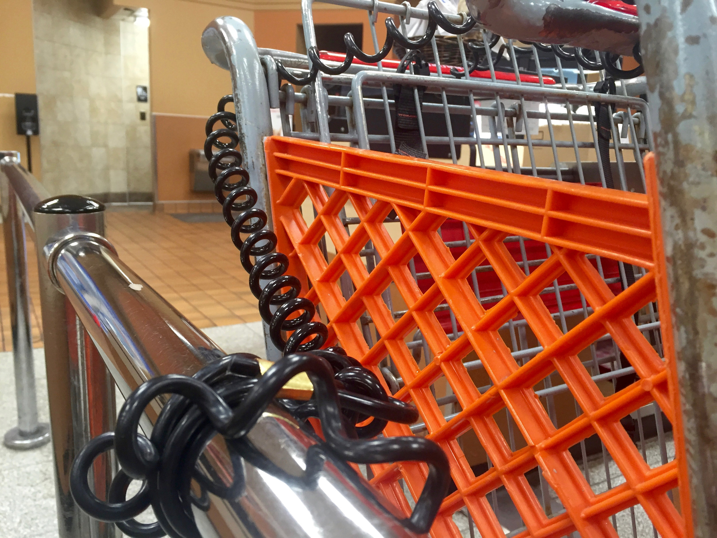 Shopping Carts as Barricade - 3.jpg