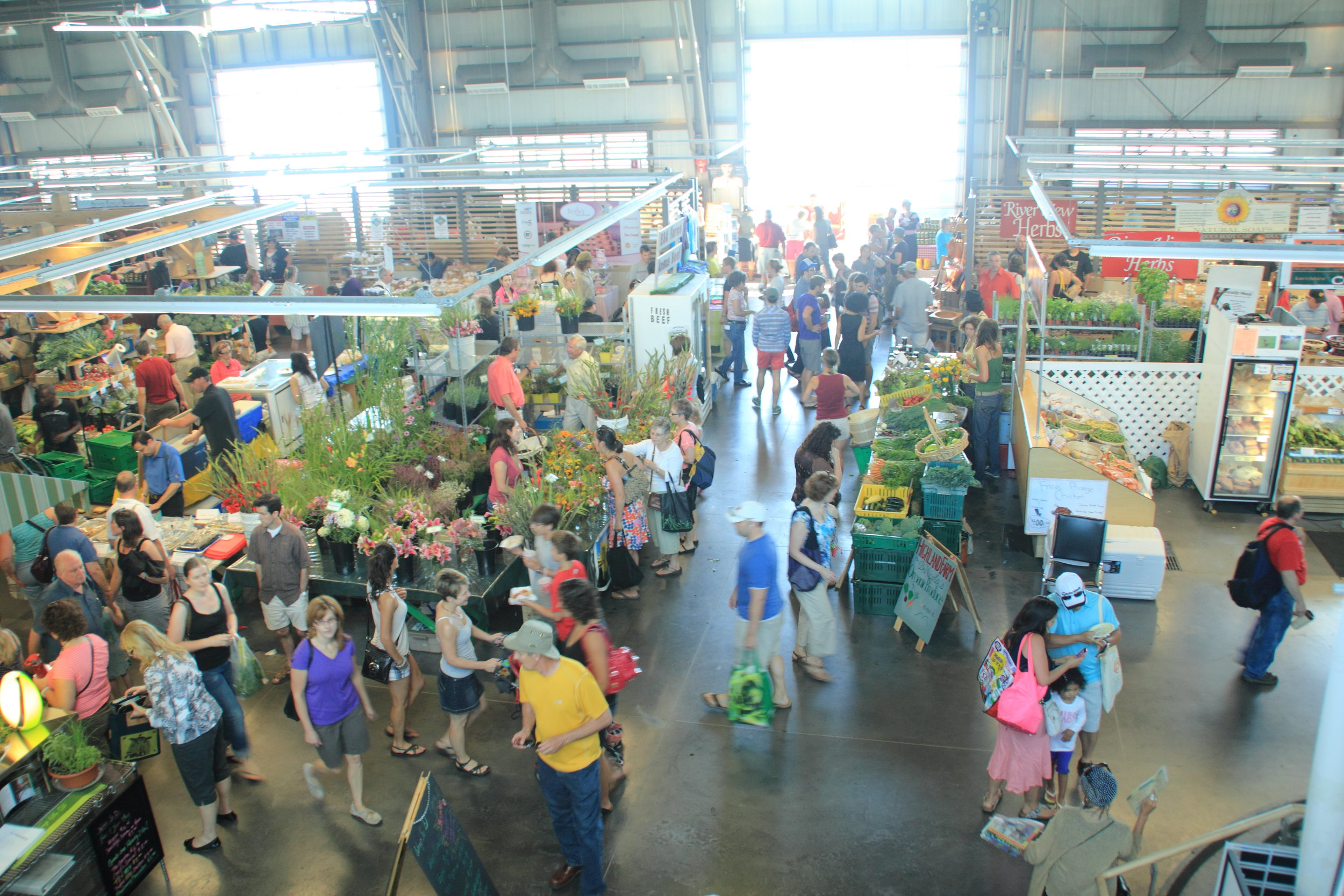 Halifax Seaport Farmer's Market