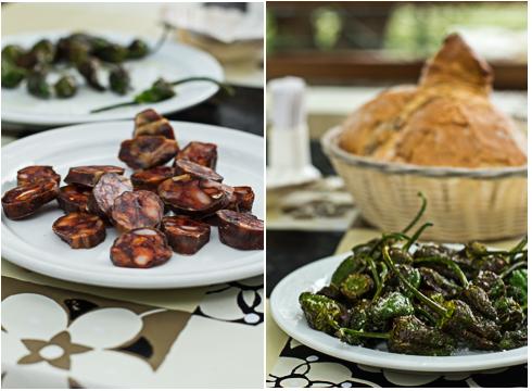 Pimientos&Chorizo ©2013 Helena McMurdo