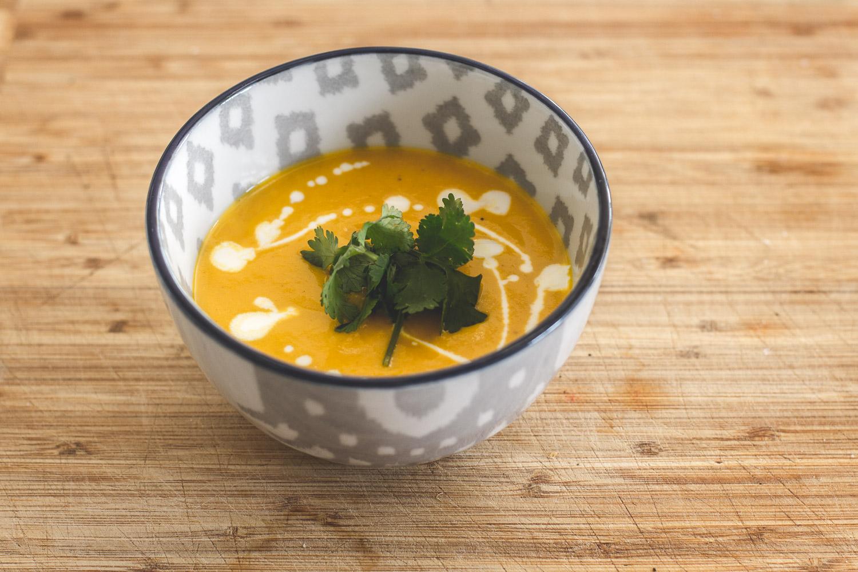 Acorn Squash Soup Photo by Helena McMurdo/Endless Picnic