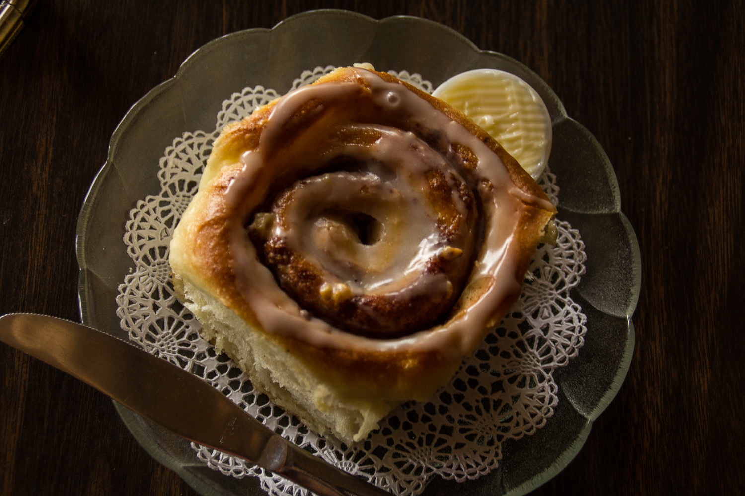 Cinnamon Bun at Chute Lake. Photo by Helena McMurdo/Endless Picnic