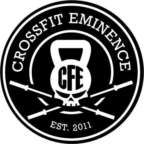 Eminence   was founded in June 2011, with the goal of bringing CrossFit to our community. Since then, our 8,000 square foot gym has become a staple in the area, offering a variety of classes throughout the week that not only includes CrossFit… but also Boot Camp, USAW Eminence Barbell Club, Personal Training, Yoga, Recovery Services, Nutrition, Kids Classes, and more!!