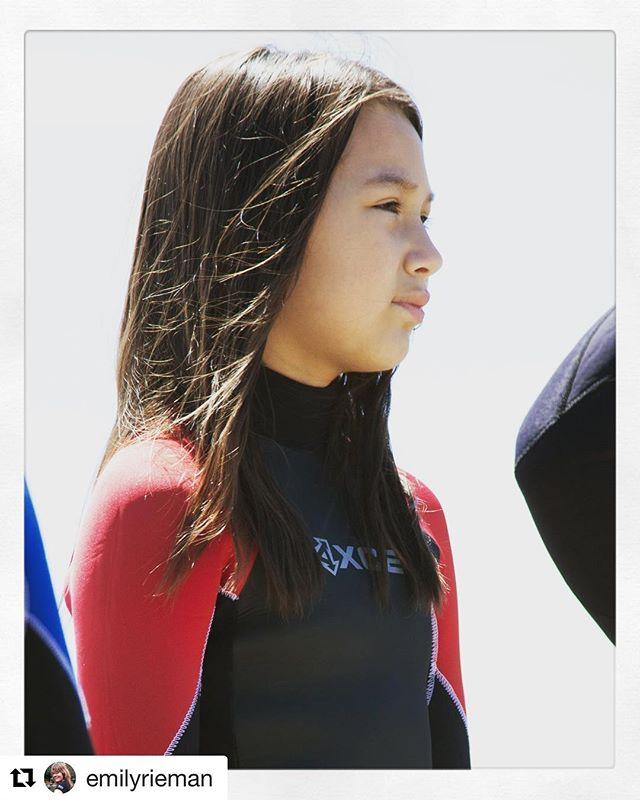 #warmcurrent #surfcamp #makahtribe #surflikeagirl #surflife #xcelwetsuits #xcel