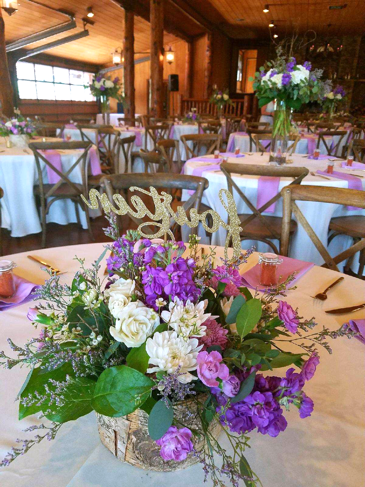 Wedding Flowers SPRUCE MOUNTAIN RANCH