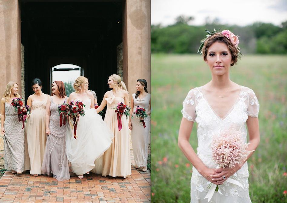 Photo on the left: Loft Photography and photo on the right: Jennifer Nichols Photography