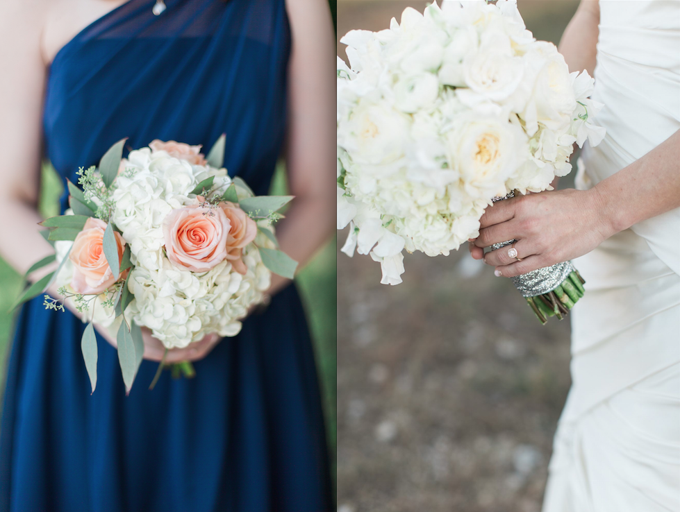Photo on the left: Emilie Anne Photography and photo on the right: Jessica Gold Photography