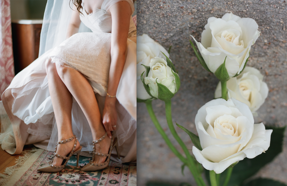 Photo on the left by  Kellie Elizabeth Photography  and photo on the right by STEMS