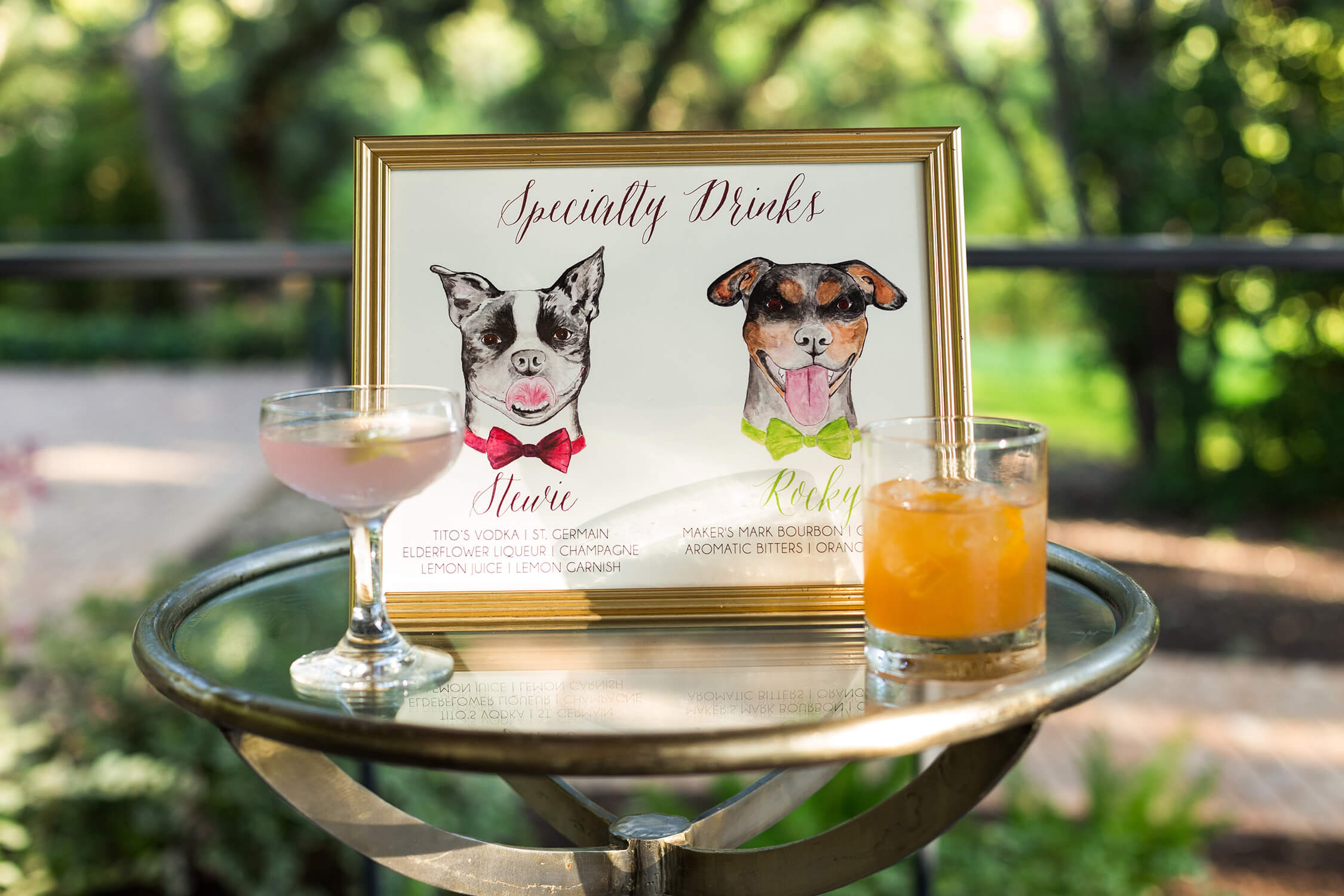 The Inviting Pear-Watercolor dog sign.jpg
