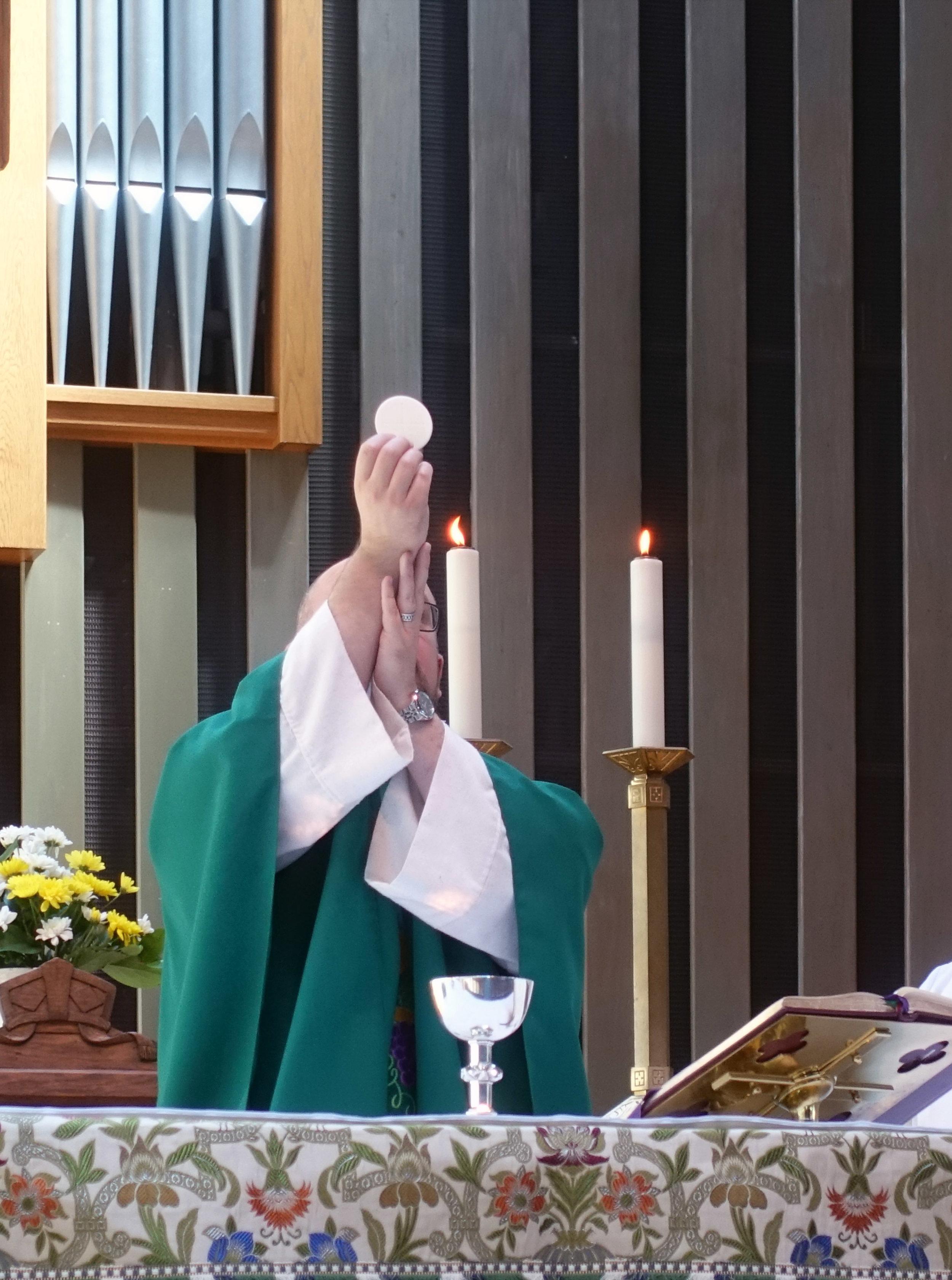 Eucharist/Holy Communion