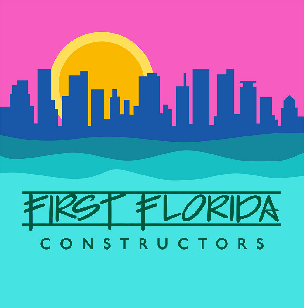 FIRST FLORIDA T-SHIRTS -