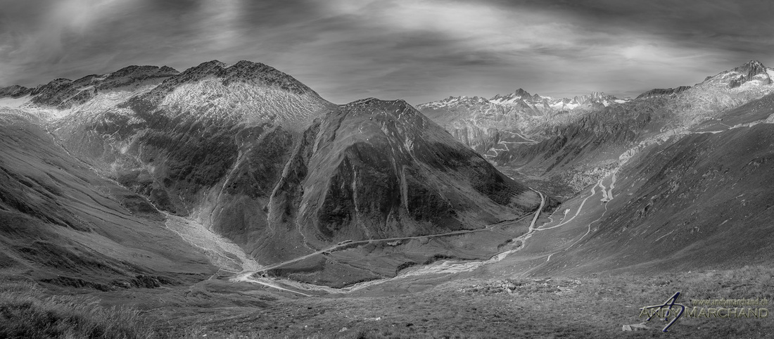 Furkapass, Switzerland, September 2013  14mm, 1/320s, f /9.0, ISO 100