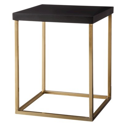 http://www.target.com/p/threshold-square-accent-table-black-and-gold/-/A-14715806