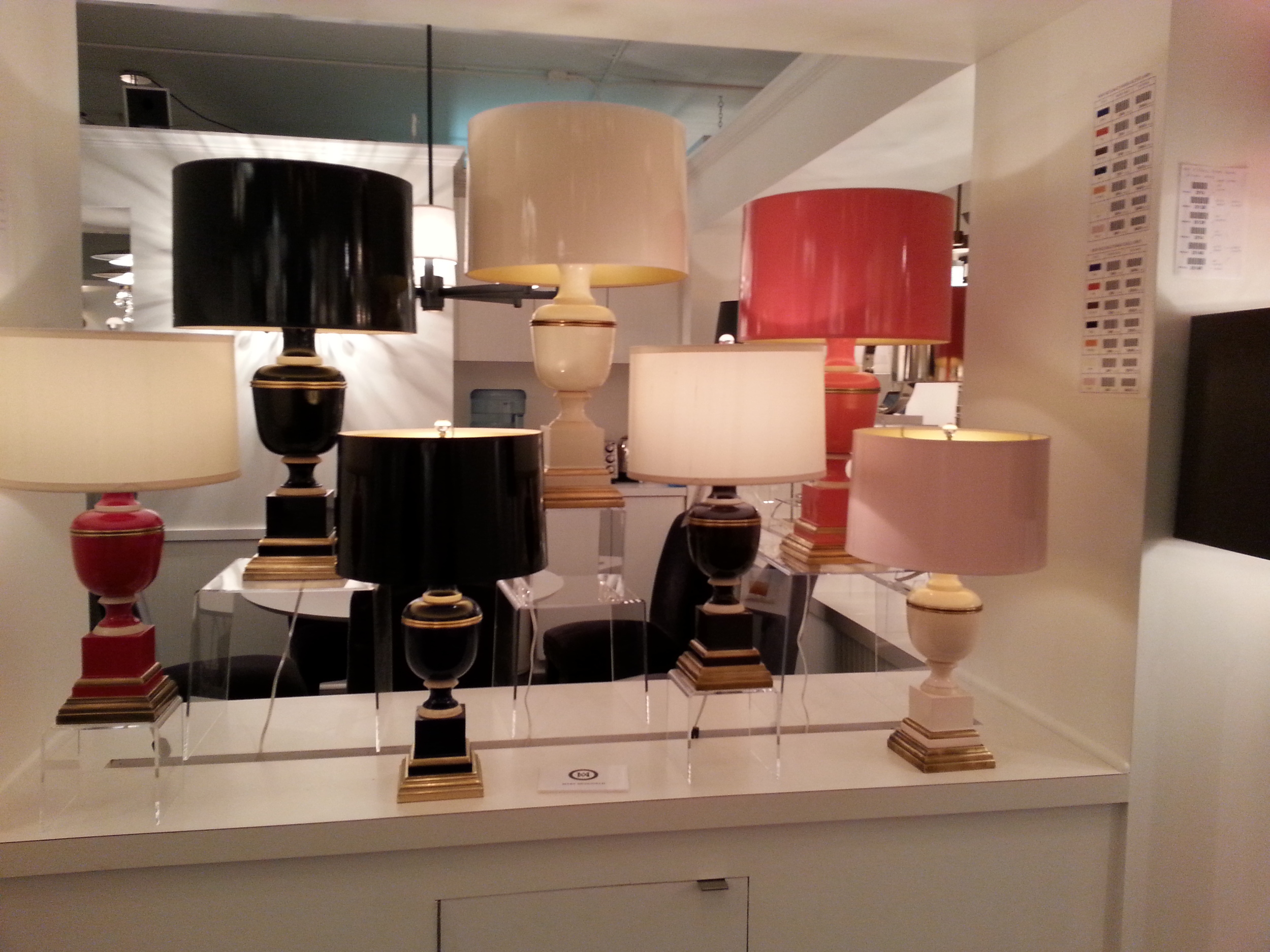 Mary McDonald lamps are even better in person