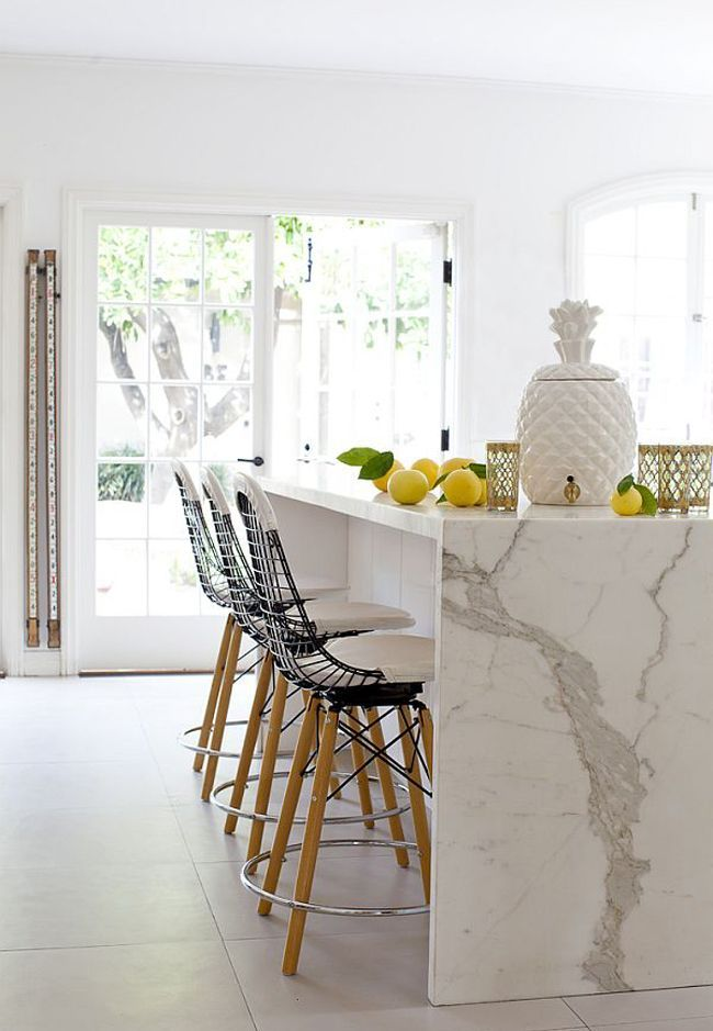 A countertop inspiration!  http://laurenconrad.com/blog/2014/08/currently-craving-pineapple-passion