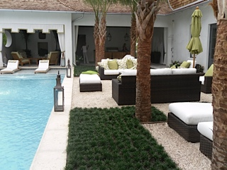 Heavenly backyard for relaxing and entertaining!