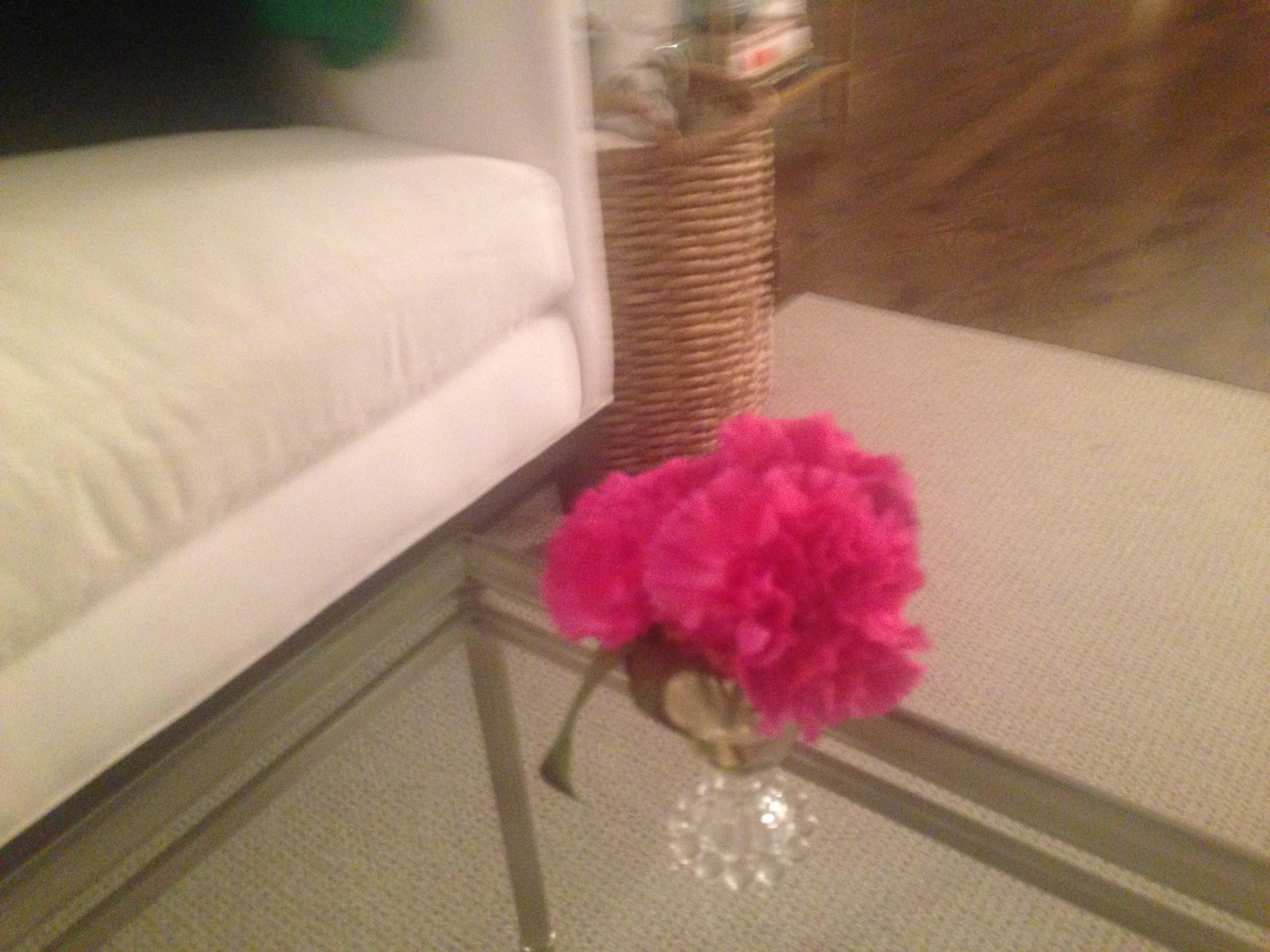 My little carnation creation.
