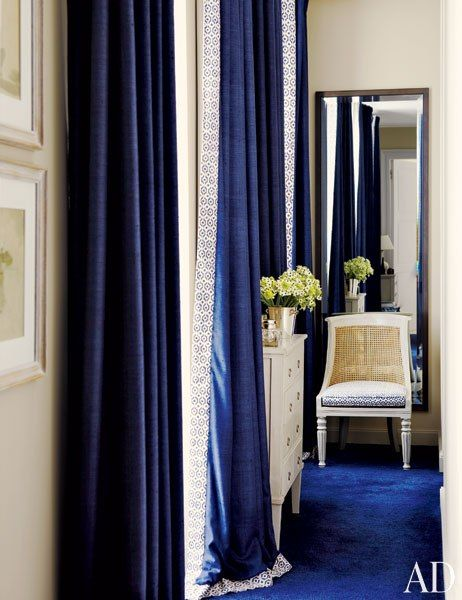 Adore the drapes!  http://www.architecturaldigest.com/decor/2012-05/timothy-whealon-monte-carlo-home-slideshow#slide=12