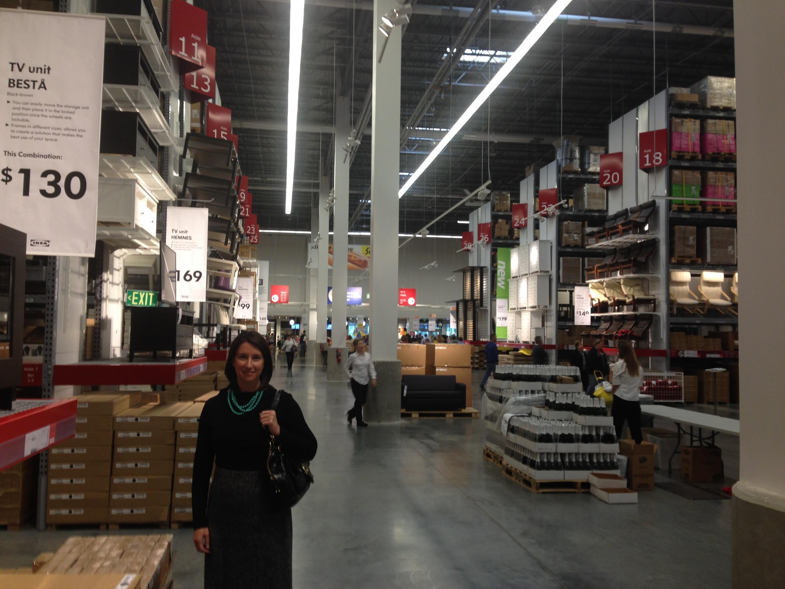 Warehouse picking!