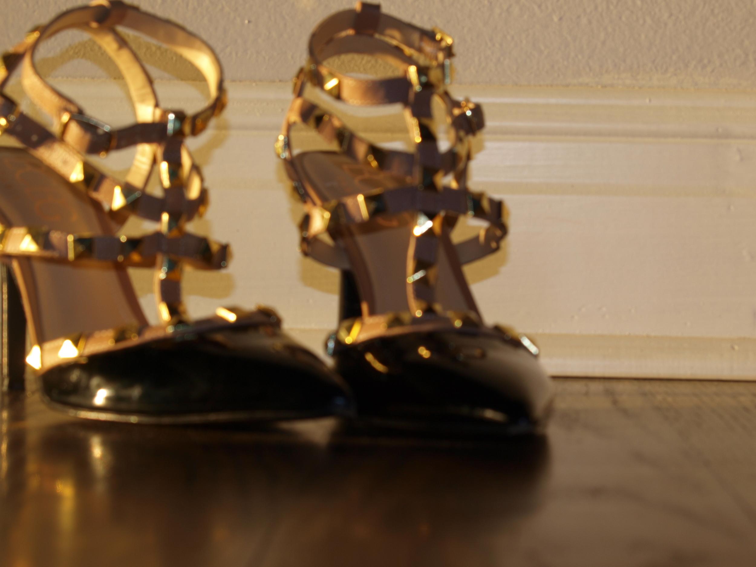 The new heels! www.saranobledesigns.com