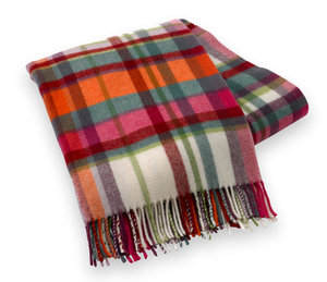 Venezia Lambswool Italian Throw, $150.00
