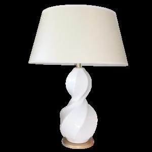 Barbara Cosgrove Twist Lamp, $379