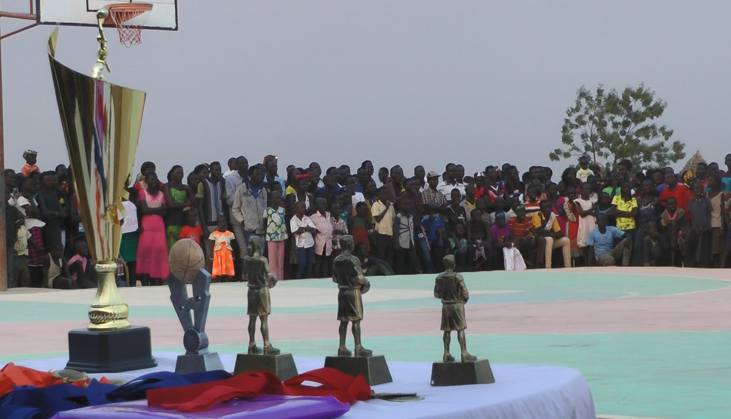 Peace & Reconciliation Basketball League - Participating states:Twic, Gogrial, Abyei, Tonj, Ruweng, Wau